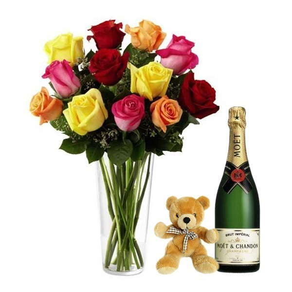 Classical Elegance with Teddy and Moet
