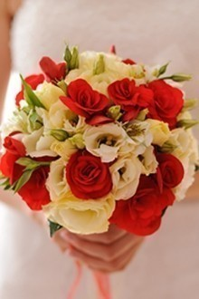 """Full of Love"" Rose Bouquet"