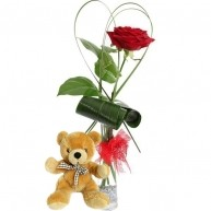 Rose and Teddy